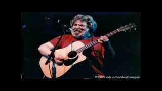 Jerry Garcia Acoustic Band 10-17-87 Late Show:  Blue Yodel #9 Lunt Fontanne Theatre