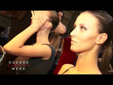 Top Events. Backstage Odessa Fashion Week SS 2017
