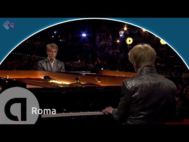 Roma: Sinfonia 40 - Lucas en Arthur Jussen - Prinsengrachtconcert 2018