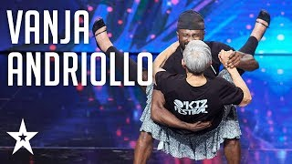 Vanja Andriollo shows us everything is possible│Supertalent 2018│Auditions