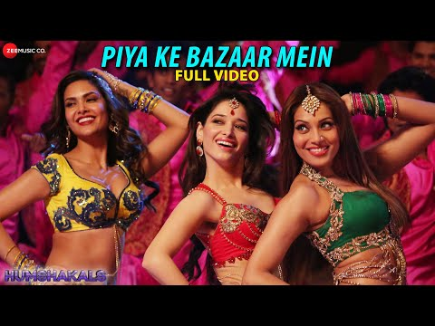 Piya Ke Bazaar Mein Full Video HD | Humshakals |...