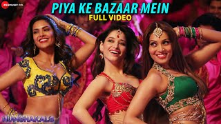Piya Ke Bazaar Mein (Full Video Song) | Humshakals