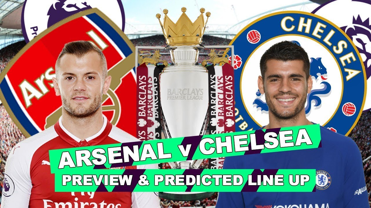 ARSENAL v CHELSEA - WHO WILL BE THE PRIDE OF LONDON? - MATCH PREVIEW