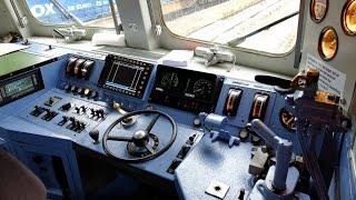 BR 151 - Rundgang Führerstand und Maschinenraum