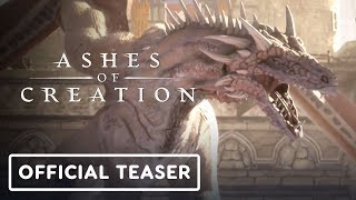 Ashes of Creation Official Gameplay Teaser Trailer - Gamescom 2019