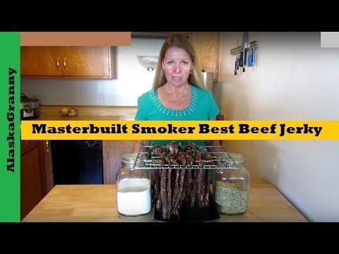masterbuilt-smoker-best-beef-jerky-ever