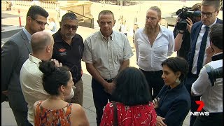 Victims Of Police Brutality Speak.(Victoria) Seven News