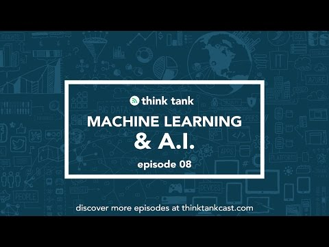 Ep.08 - Machine Learning / A.I. with Google Software Engineer