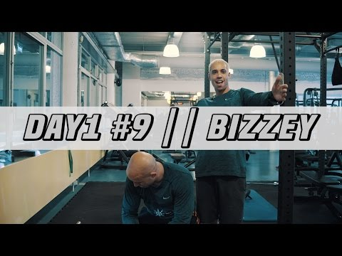 SPORTEN MET BIZZEY (YELLOW CLAW) & JAYJAY BOSKE || #DAY1 #9