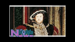 Man notices something strangely modern about king henry viii's shoes