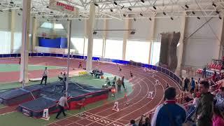 Победа Актугановой Анастасии (г. Челябинск) на Кубке России по легкой атлетике.