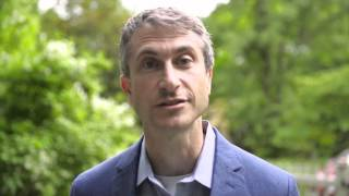 Christopher Taylor talks about the environment
