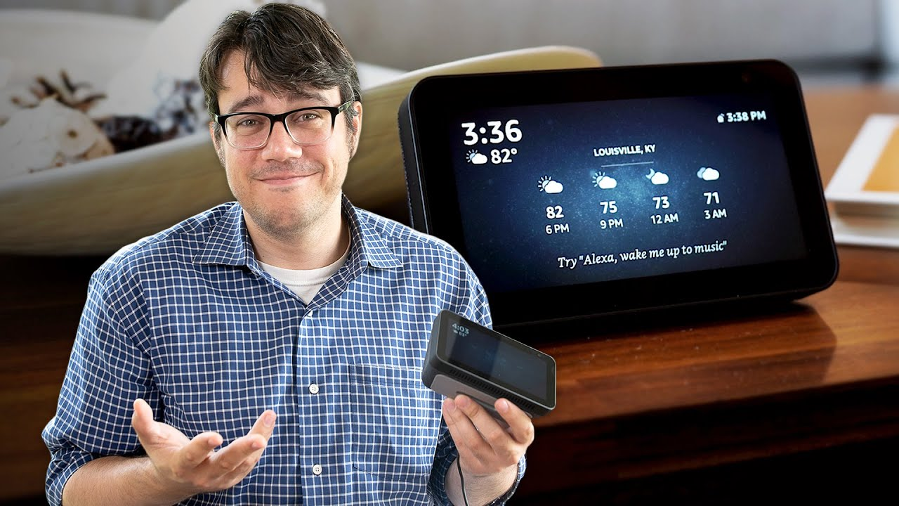 Amazon's $90 Echo Show 5: It's Worth Shrugging About