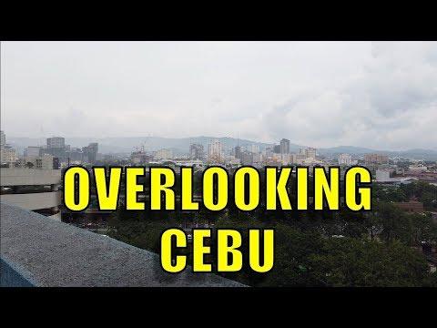 Overlooking Cebu
