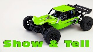HBX Ratchet - 1/18 Sand Buggy - Show & Tell :)