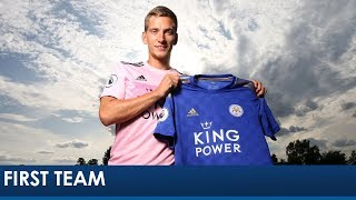 Dennis Praet Signs | Leicester City