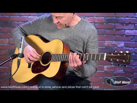Martin 000-18E Retro Acoustic Guitar | N Stuff Music Product Review