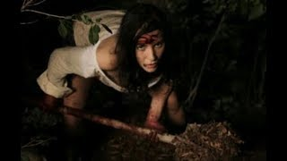 TRAPPED No Way OUT HORROR  short horror film Halloween 2017