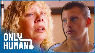 Mother Donates Kidney to Son | Nurses | Only Human