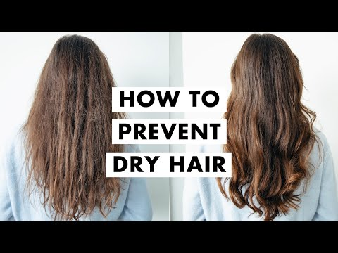 how-to-fix-dry-hair-|-winter-hair-tips