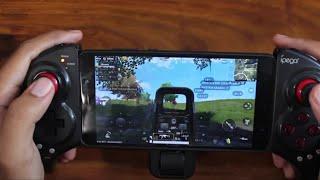 Review iPega 9023 Gamepad Setup and Gaming serasa kayak psp #mobile legends #pubg #free fire #ros