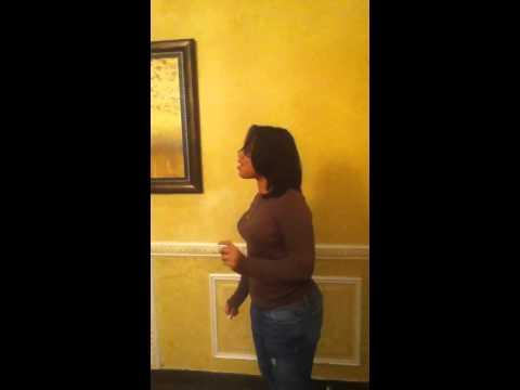 Kid Capri's Daughter Singing No One By Alicia Keys