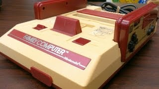 Cgrundertow Famicom Video Game Console Review