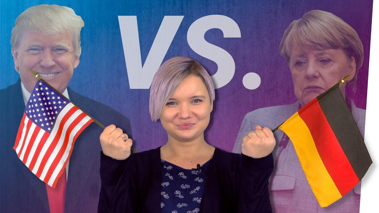 USA vs. Deutschland: wer hat den geilsten Wahlkampf? + Abschied | Franziska Schreiber
