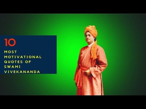 Top 10 Famous Quotes of Swami Vivekananda | Thought provoking | Inspirational | Motivational