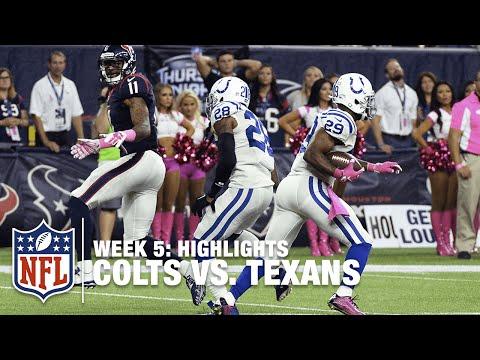 Colts vs. Texans | Week 5 Highlights | NFL