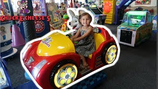 Chuck E Cheese Family Fun Indoor Games and Activities