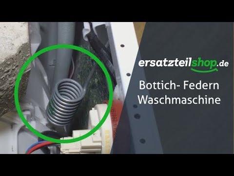 Bottichfeder links Waschmaschine Original Siemens 056764 Vorwerk Quelle Neff
