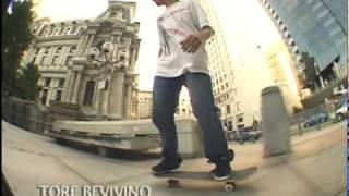 BRIAN PANEBIANCO / TORE BEVIVINO  Love Park/Cityhall 08-09
