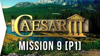 Caesar III ► #10 Lugdunum [Part 1] & Any-shaped Blocks! - [HD Campaign Gameplay]