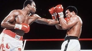 "Larry Holmes ""The Easton Assasin"" Career Highlights"