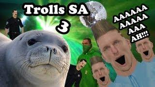 Troleando en San Andreas Roleplay | Pt.3 | Fiesta de Trolls