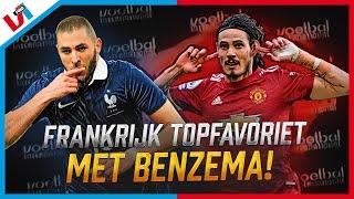 Benzema Maakt Frankrijk Topfavoriet EK, Wereldgoal Cavani & Mist Kanté De CL-Finale?