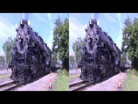 Train Expo 2014 Highlights in 3D SBS 1080p featuring NKP 765, PM 1225 and others