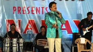 UDIT NARAYAN NIGHT . HYDERABAD KALI BARI .Part- One By Abhiram Majumdar.