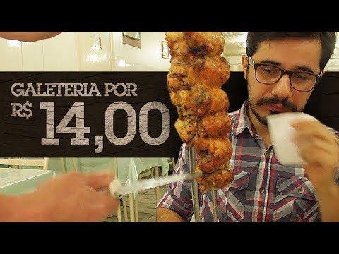 Galeteria por R$ 14,00 - #GSGPOA / subtitles in english / subtítulos en español