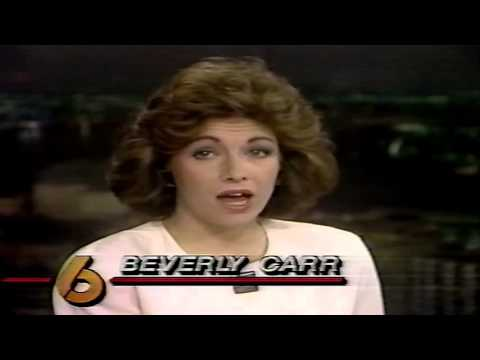 WDSU TV New Orleans 6 News Tonight - May 16, 1988 (Partial)