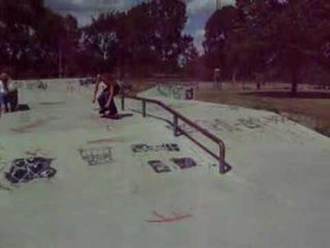 nick mathewson boardslides