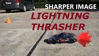 Sharper Image LED Lightning Thrasher RC Car