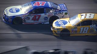 Why don't NASCAR race cars have doors?