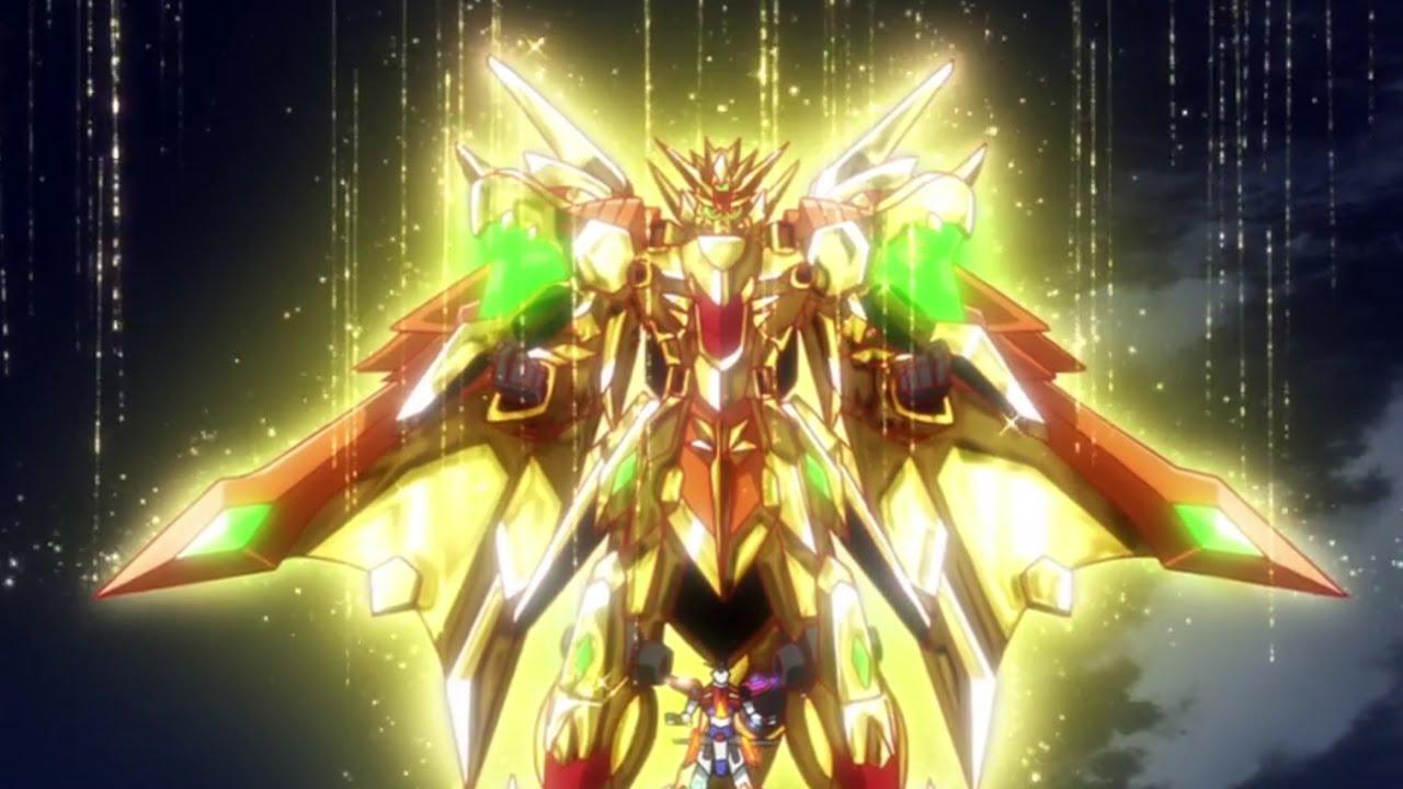 Gundam Build Fighters Ova