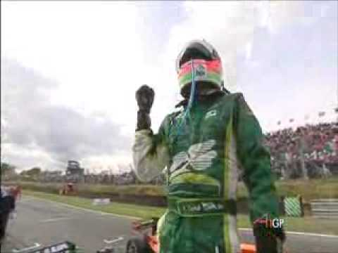 A1 Team Ireland Win the World Cup of Motorsport
