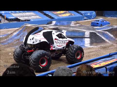 Monster Jam at the Denver Pepsi Center 2018