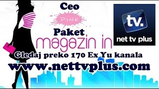 Magazin In - Zorica Brunclik, Kemis, Cakana, Sasa Kapor, Nikolina Kovac - (TV Pink 2014)