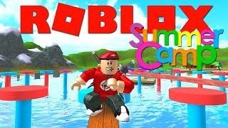 ROBLOX SUMMER CAMP !!