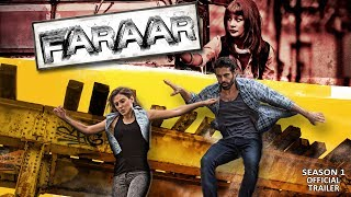 Faraar (2017) Official Trailer | Upcoming TV Series 2017 Trailers | Episode 1 on 23rd July @ 7PM